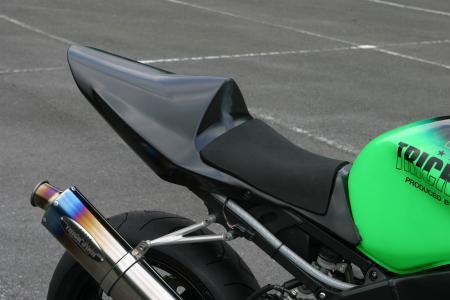 【イベント開催中!】 TRICK STAR トリックスター レーシングシートカウル カラー:ブラック ZX-6RR