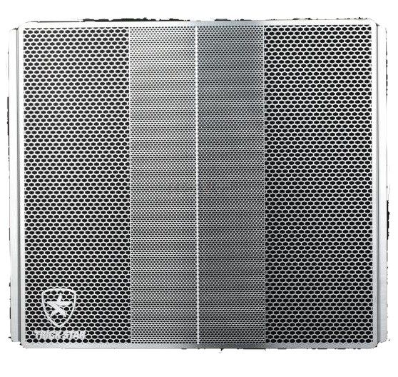 TRICK STAR トリックスター ラジエターコアガード ZX-14R 1400GTR