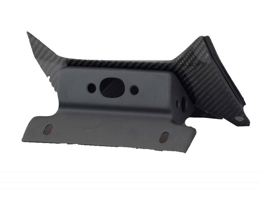 Force-Design フォルスデザイン フェンダーレスキット【セット】 ベースタイプ:カーボン (綾織り) CB400SB 05-06