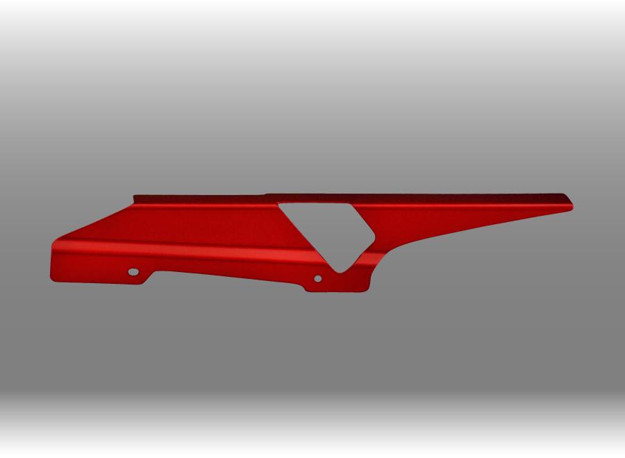 Force-Design フォルスデザイン その他外装関連パーツ チェーンカバー TYPE-N [ノーマル] 素材/カラー:グラファイトブラック CB1300スーパーツーリング