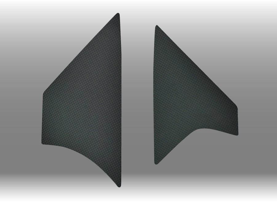 Force-Design フォルスデザイン その他ステップパーツ カーボンヒールガード 素材:平織りカーボン NM4-01 NM4-02