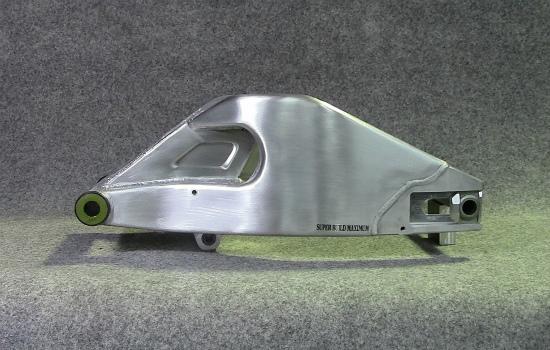SUPER BUILD Maximum スーパービルドマキシマム GSX-R1000用 スイングアーム GSX-R1000