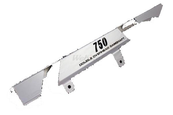 ACP エーシーピー その他外装関連パーツ ロゴ入り メッキチェーンケース Z2 (750RS/Z750FOUR)