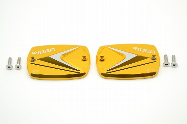 リデア RIDEA マスターシリンダーキャップ カラー:ゴールド TMAX500 TMAX530