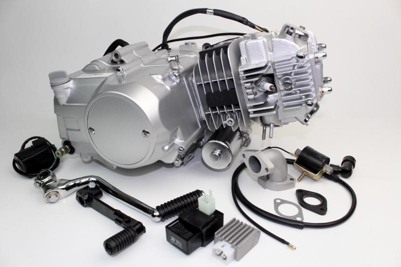 【在庫あり】MINIMOTO ミニモト エンジンCOMP 125ccエンジンセル始動方式クラッチレバーなし DAX [ダックス] GORILLA [ゴリラ] MONKEY [モンキー]