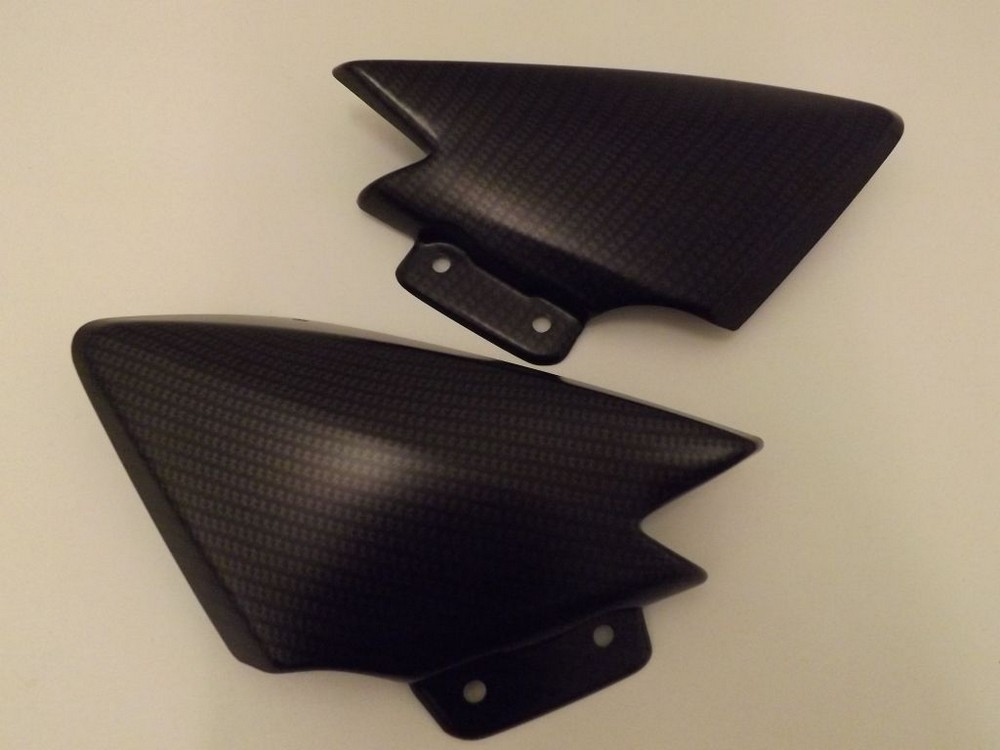 Pyramid Plastics ピラミッドプラスチック インフィル・パネル(ペア)(Infill Panel (Pair)) MT09 FZ09