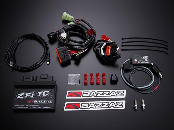 【イベント開催中!】 YOSHIMURA ヨシムラ インジェクション関連 BAZZAZ(バザーズ) Z-Fi TC YZF-R25