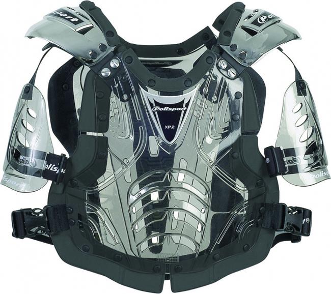 【在庫あり】POLISPORT ポリスポーツ XP2 アダルト 胸部プロテクター【XP2 ADULT】