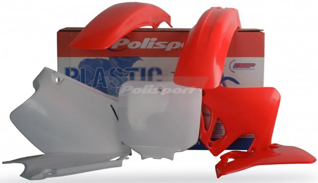 POLISPORT ポリスポーツ MX コンプリートキット (フルセット外装) CR 125R CR 250R