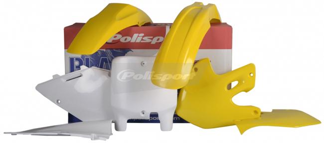 POLISPORT ポリスポーツ フルカウル・セット外装 MX コンプリートキット (フルセット外装) RM125 RM250