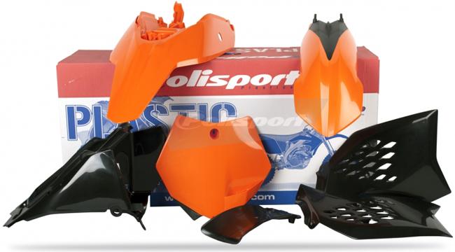 POLISPORT ポリスポーツ MX コンプリートキット (フルセット外装) 65 SX