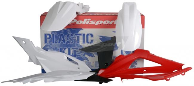 POLISPORT ポリスポーツ MX コンプリートキット (フルセット外装)