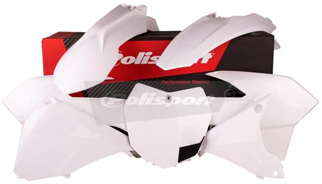 POLISPORT ポリスポーツ フルカウル・セット外装 エンデューロ スタンダードキット (フルセット外装) EXC EXC-F