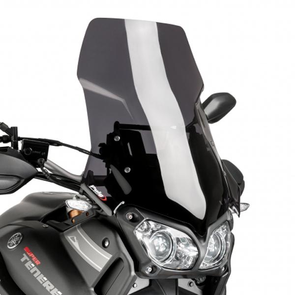 Puig プーチ ツーリングスクリーン カラー:ダークスモーク XT1200Z スーパーテネレ