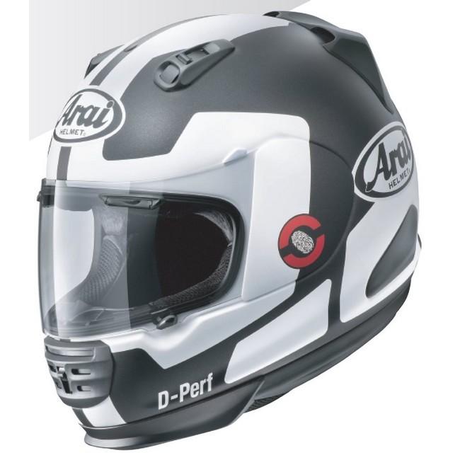Arai アライ フルフェイスヘルメット RAPIDE-IR PROSPECT [ラパイド-IR プロスペクト] ヘルメット サイズ:S(55-56cm)
