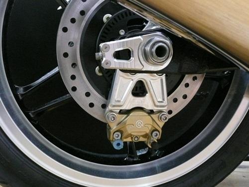 AGRAS アグラス リアキャリパーサポート CB1100