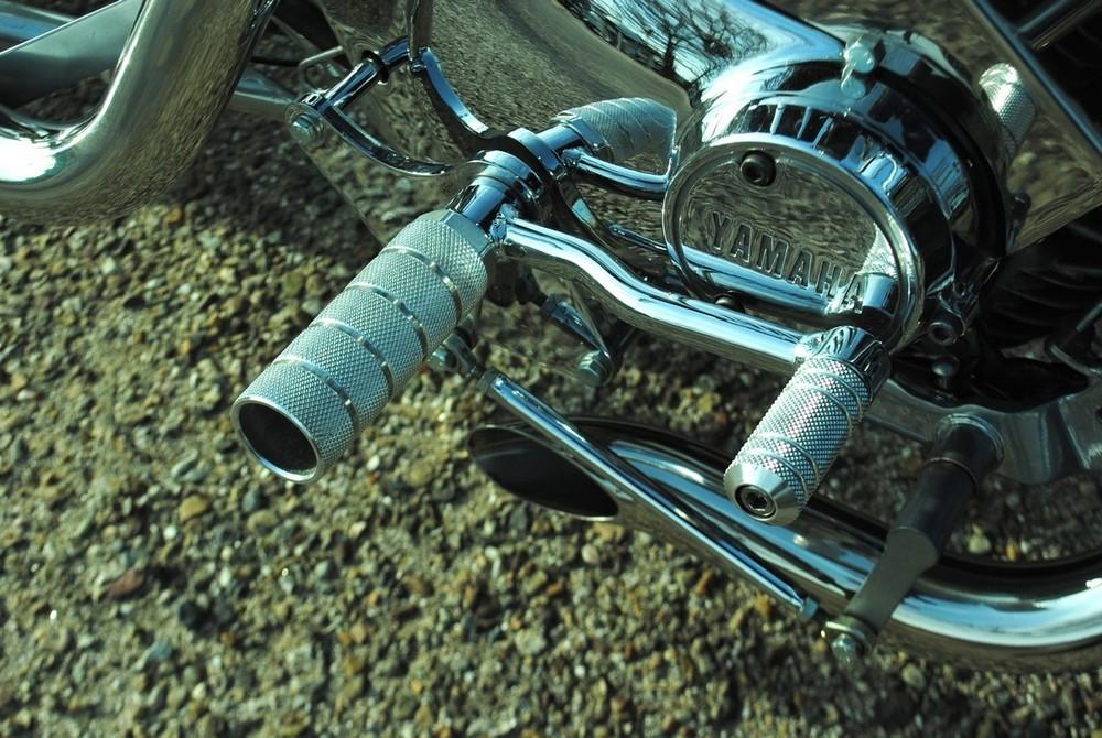 部品屋K&W ボルトオンミッドコントロールキット ビラーゴ250(XV250)