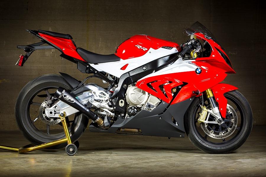 M4 Performance Exhaust エムフォーパフォーマンスエキゾースト スリップオンマフラー M4 GPマウント スリップオンサイレンサー S1000RR 2015-