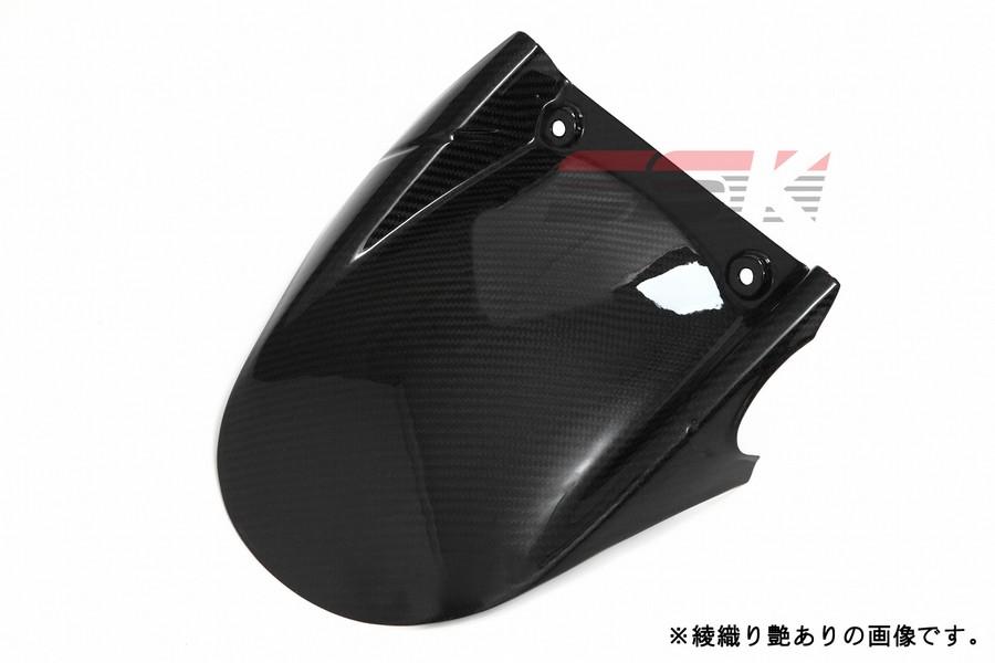 SSK エスエスケー リアフェンダー ドライカーボン タイプ:平織り艶あり RSV4