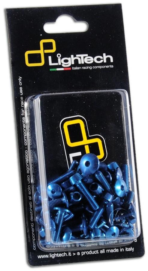 LighTech ライテック ボルトキット フェアリング用 STREET TRIPLE STREET TRIPLE R
