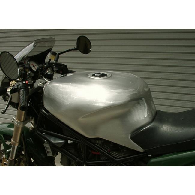 Beater ビーター アルミタンク タイプ:エアプレーンキャップ仕様 MONSTER