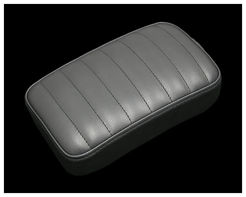 Neofactory ネオファクトリー 52mm 横タックロールピリオンシート ブラック