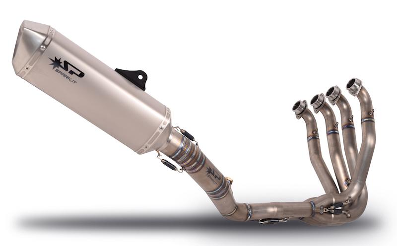 SPARK EXHAUST スパーク マフラー フォースフルエキゾーストシステムチタン【Force FULL TITANIUM SYSTEM】 ZX 10 R
