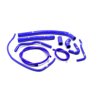 SAMCO SPORT サムコスポーツ ラジエーター関連部品 クーラントホース(ラジエーターホース) カラー:ダークグリーン (限定色) FZ8 2010-2014