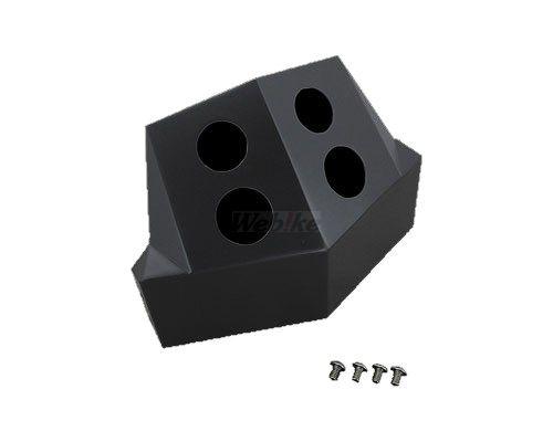 Neofactory ネオファクトリー アンダーカウル スピードマーチャント スキッドプレート FXR カラー:ブラックアルマイト FXRモデル