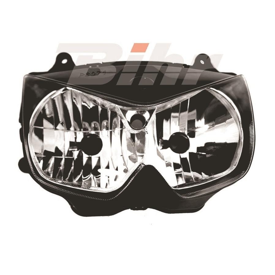 EUROPE IMPORT GOODS ヨーロッパ輸入商品 ヘッドライト本体・ライトリム/ケース OEM Model forehead light Kawasaki Ninja 250【ヨーロッパ直輸入品】
