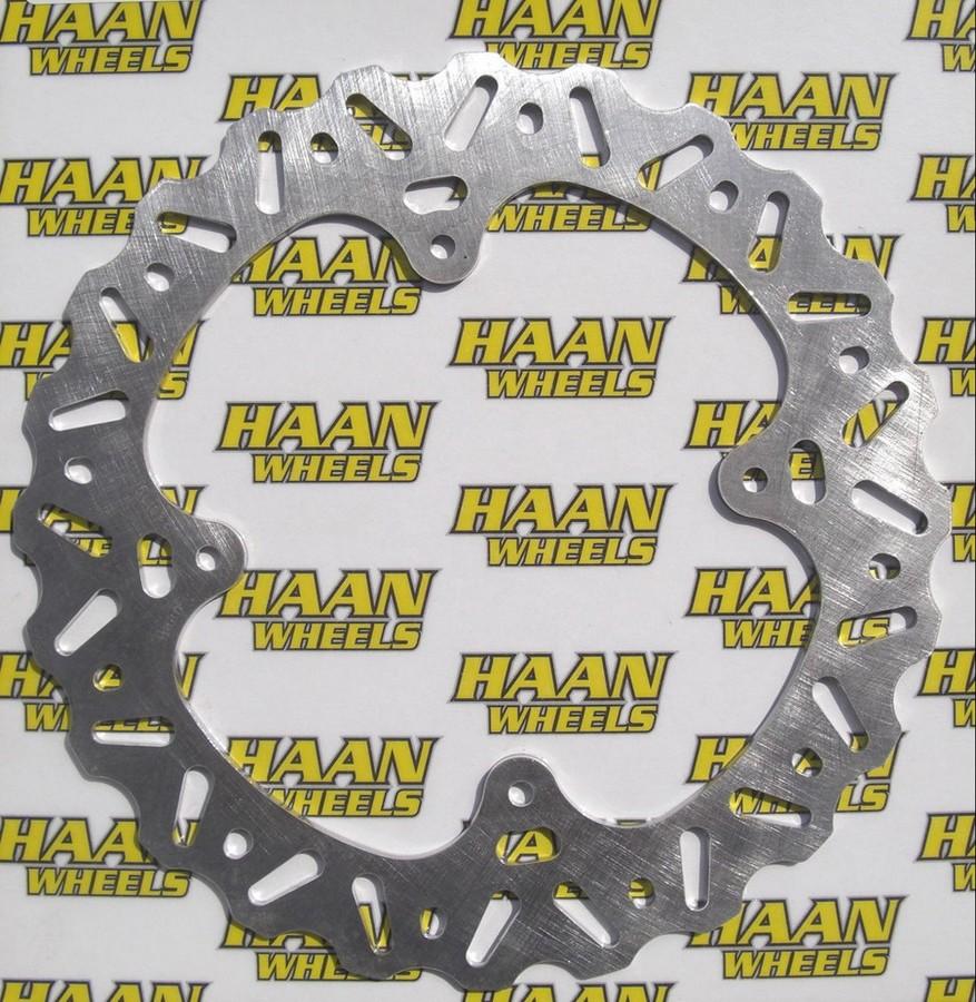 HAAN WHEELS ハーンホイール ディスクローター HAAN MX ナイトロフロントブレーキローター 85 SX 2004-2015