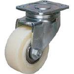 TRUSCO トラスコ中山 工業用品 シシク 低床重荷重用キャスター 自在 100径 GSPO車輪