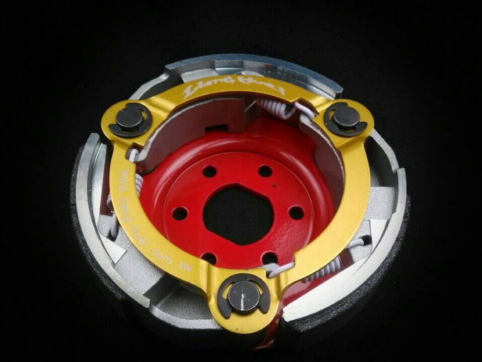 LiangHuei リャンフェイ その他スクーター駆動系 ハードタイプクラッチ BWS 125 BWS R CYGNUS X GTR 125 GTR aero GTR FI Ray 125