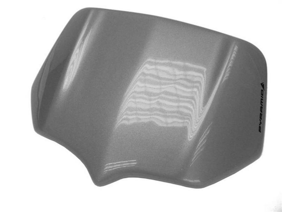 Pyramid Plastics ピラミッドプラスチック ビキニカウル・バイザー LINX フライ・スクリーン(LINX FLY SCREEN) カラー:SILVER