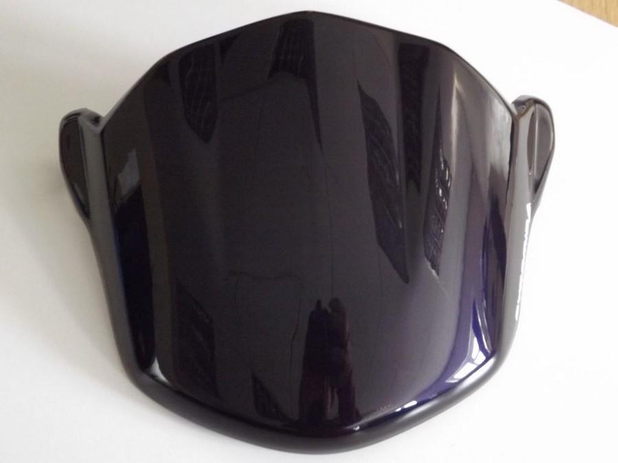 Pyramid Plastics ピラミッドプラスチック ビキニカウル・バイザー フライ・スクリーン(Fly Screen) カラー:Deep Armour (Purple) MT09/FZ09 2013-