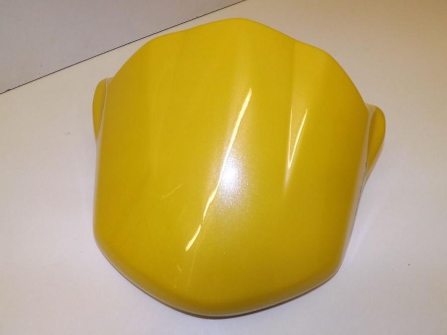 Pyramid Plastics ピラミッドプラスチック ビキニカウル・バイザー フライ・スクリーン(Fly Screen) カラー:Cadmium/Extreme Yellow MT09/FZ09 2013-