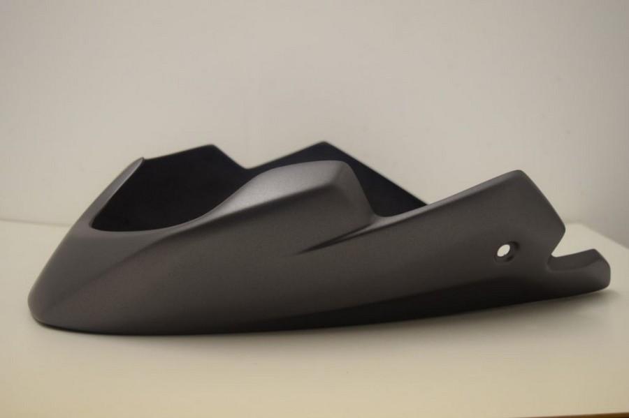 Pyramid Plastics ピラミッドプラスチック アンダーカウル/スポイラー(Belly Pan/Spoiler) カラー:Matt Grey MT09/FZ09 2013-