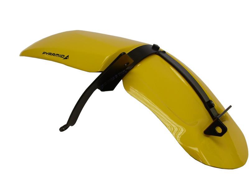 Pyramid Plastics ピラミッドプラスチック リアフェンダー(Hugger) カラー:Gloss Yellow F800S/F800ST ALL