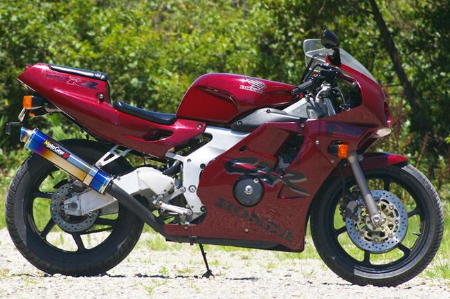 【イベント開催中!】 MotoGear モトギア プリズムスリップオンマフラー サイレンサータイプ:チタンスラッシュエンドタイプB(イン側、エンド側) CBR250RR