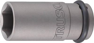 トラスコ中山 工業用品 TRUSCO インパクト用ロングソケット(差込角25.4)対辺55mm