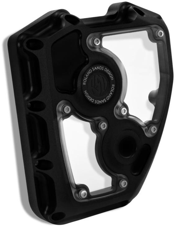 RSD Roland Sands Design ローランドサンズ タイミングカバー (CLARITY/ブラックOPS) TWINCAM [ツインカム] 01-13