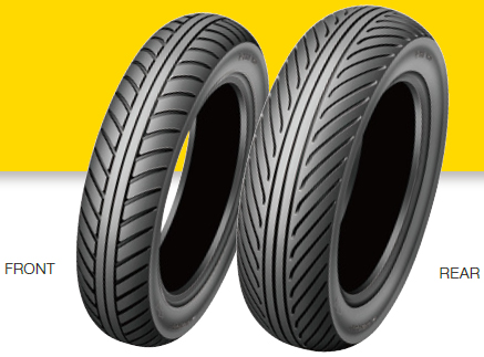 DUNLOP ダンロップ GP SERIES TT72GP【120/80-12 55J TL】ジーピーシリーズ タイヤ