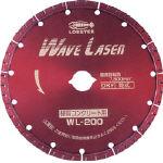 TRUSCO トラスコ中山 工業用品 エビ ダイヤモンドホイール ウェブレーザー(乾式) 304mm穴径25.4mm