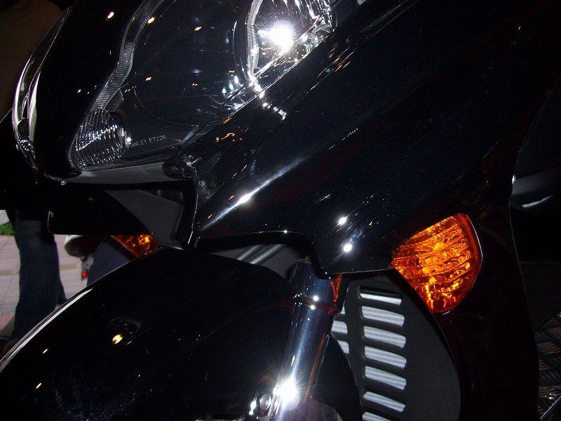 KOTANI MOTORS コタニモータース スクーター外装 FORZA MF10用 デビルサイドカウル FORZA [フォルツァ] (MF10)