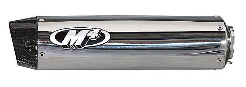M4 Performance Exhaust エムフォーパフォーマンスエキゾースト M4 スタンダードマウント スリップオンサイレンサー CBR600RR 07-11