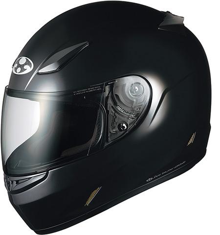 OGK KABUTO オージーケーカブト フルフェイスヘルメット FF-RIII [FF-R3 エフエフ・アールスリー ブラックメタリック] ヘルメット サイズ:L(59-60cm未満)