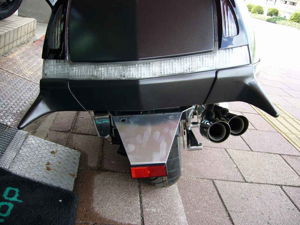 KOTANI MOTORS コタニモータース スクーター外装 MAXAM用 デビルアンダーウイング MAXAM [マグザム] SG21J