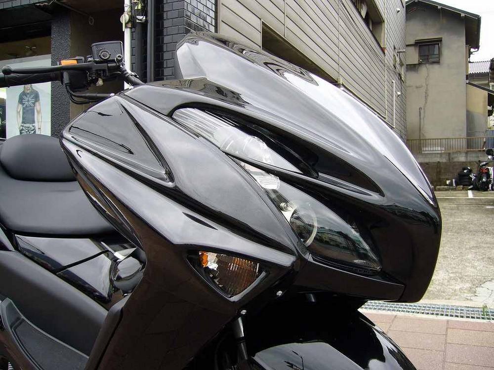 KOTANI MOTORS コタニモータース スクーター外装 新型マジェスティ用 デビルサイドカウル MAJESTY250 [マジェスティ] (SG20J)