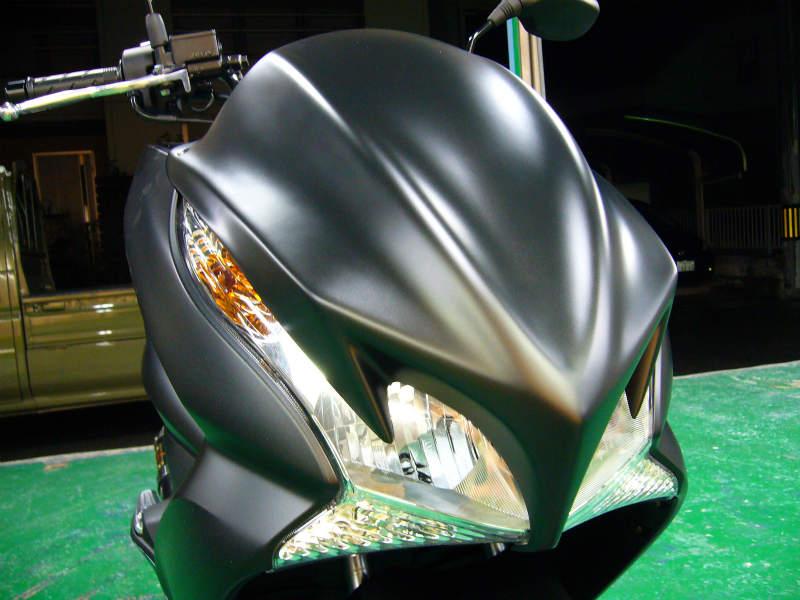 KOTANI MOTORS コタニモータース アッパーカウル PCX用 デビルマスク PCX150 PCX125