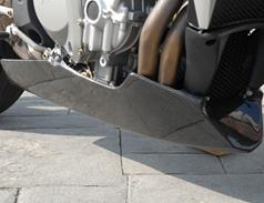 Magical Racing マジカルレーシング アンダーカウル 素材:平織りカーボン製 ブルターレS
